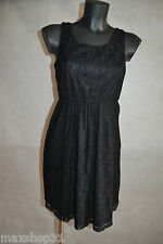 ROBE TUNIQUE  PEACOCKS DENTELLE TAILLE 38/M DRESS/KLEID/ABITO/VESTIDO  TBE UK 10