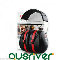 3M PELTOR H10A Over-the-Head Earmuff Effective Hearing Protection MRO Industrial