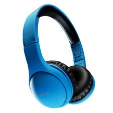 Boompods Headpods Foldable Soft Touch Headphones - Blue