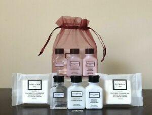 BEEKMAN 1802 'Fresh Air' Shampoo Conditioner Lotion 2 Soaps 5 pc Gift Set w/Bag