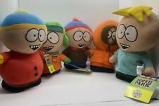 South Park 7in Plush Doll Set *New With Tags*