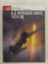 Osprey - A-6 Intruder Units 1974-96 (Combat Aircraft 121)