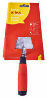 Softgrip Bucket Trowel,175Mm For Plastering, Rendering 7'' Trowel - Soft Amtech