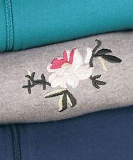 Abbigliamento sportivo da donna blu in cotone taglia 44