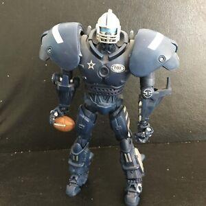 Dallas Cowboys Team NFL Cleatus Robot  Fox Sports Action Figure Original