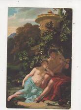 A Van Der Werff Der Verliebte Schaefer Vintage Art Postcard 345b