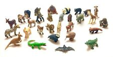 Wild Animals Pack - Set of 30 - Safari Ltd. Good Luck Mini Tiny Model Figurines