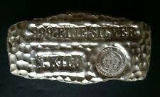 Scottsdale Mint 1 kilogram Silver Tombstone Bar