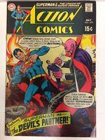 Action Comics #378 Comic Book DC 1969 Superman