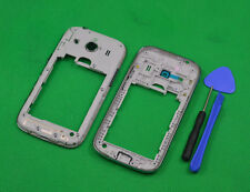 Gray Middle Frame Housing Bezel Camera Cover For Samsung Galaxy Ace 4 SM-G357