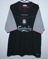Liverpool England away shirt 02/03 Reebok Size - 46/48