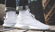 Adidas Crazy 1 ADV PK Primeknit White Gold Shoes CG4819 Size 8 New In Box