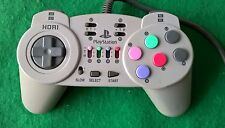 PS1 PSX HORI Pad Controller Autofire Slowmotion HPS-09 Fighting Commander Rar