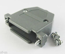 1 set DB25 Plastic Hood Cover for D-Sub 25 Pin 2 Rows