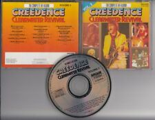 CREEDENCE CLEARWATER REVIVAL Complete Hit Album V2 1987 ARCADE CD
