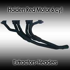 Holden Red Motor 6cyl Extractors 149 - 202 engine EH, HR, HK, HQ, HZ New Headers