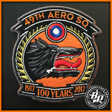 49th TEST SQUADRON SQUADRON 100TH ANNIV PATCH, B-52 STRATOFORTRESS BARKSDALE AFB