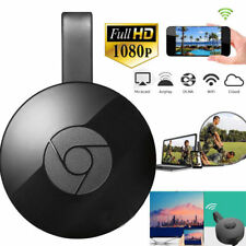 For Chromecast 2 Wireless Media Streaming HDMI Dongle TV Stick 2.4G 1080P HD TV