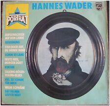 Hannes Wader, Das Porträt, G/G, LP (8411)