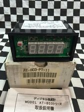 Asahi Panel Meter AT-803-PT-11, AC90-132V, Shipsameday#114A6