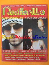 rivista ROCKERILLA 239/2000 Badly Drawn Boy Richard Ashcroft Amon Tobin * NO cd