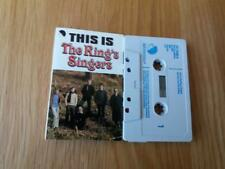 THE KING'S SINGERS THIS IS ( 18 TRACKS ) EMI UK 1980 EXCELLENT