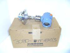 Rosemount 3051S1 TG2A2B11A1ADA2E5M5Q4 0-60PSI Transmitter w/ 1199 Seal 2013 NEW