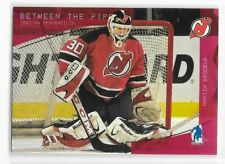 03-04 ITG BE A PLAYER MEMORABILIA SERIES RED PARALLEL #137 MARTIN BRODEUR /200
