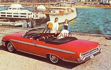 FORD GALAXIE 500 SUNLINER in Rangoon Red - 1962
