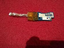 Scheda tasto accensione HP Compaq NX6125 - pulsante switch power button