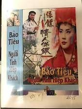 BAO TIEU NGUOI TINH HIEP KHACH -  PHIM BO TRUNG QUOC - 5 DVD
