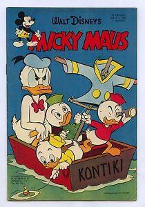 Micky Maus kompletter Jahrgang 1956 Original 1-26 komplett Ehapa Carl Barks