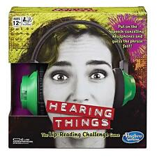 Hearing Things Family Game Lip Reading Party Board Game