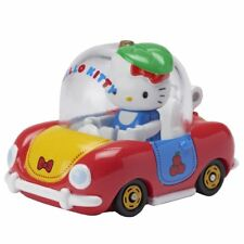 Tomica Dream Tomica Ride On R02 Hello Kitty × Apple's Car New from Japan F/S