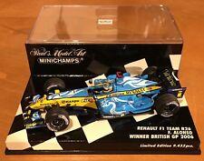 Minichamps 1/43 Renault F1 Team R26 #1 - Alonso Winner British GP