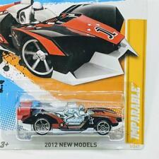2012 Hot Wheels New Models Imparable Red Black 3 Jorge Lorenzo OH5 New Sealed