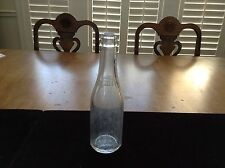 Vintage Miller's Bottle 10 oz.
