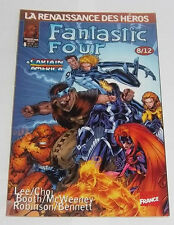 Fantastic Four # 8 [Heroes Reborn] VF Marvel France 1998