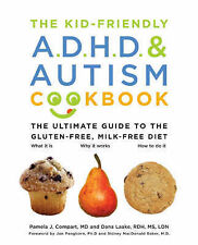 Kid-Friendly ADHD and Autism Cookbook by Laake,   Dana; Compart, Pamela