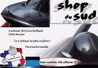 Film Vinyle Covering CARBONE 5D brillant noir 152 x 30 cm Adhésif Thermoformable