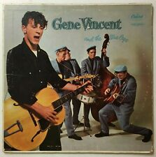 GENE VINCENT and The Blue Caps Capitol T811 strVG 1st Degritter
