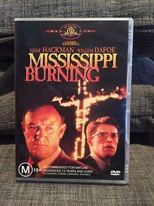 Mississippi Burning Dvd R4
