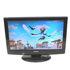"Panasonic TC-L22X2 22"" Viera LCD TV HDTV No Remote Control Wall Mountable HDMI"