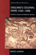 England's Colonial Wars 1550-1688: Conflicts, Empire and National Identity (Mode