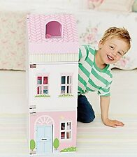 ELC Rosebud Botique Town House Bungalow Terrace Decorate Wallpaper Boy Girl Gift