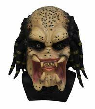 Alien Predator Mask Latex Adults Fancy Dress Halloween Scary Theme Costume Party