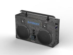 BUMPBOXX ULTRA BLUETOOTH BOOMBOX