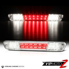 2004-2012 Chevy Colorado GMC Canyon Chrome LED Cargo Cab Third Brake Tail Lights
