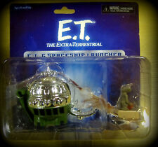 E.T. E. T. & Spaceship Launcher - NECA - The Extra-Terrestrial Mini Figur - 2,5""