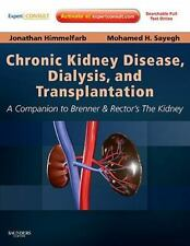 Chronic Kidney Disease, Dialysis, and Transplantation: Online and Print, 3e NEW